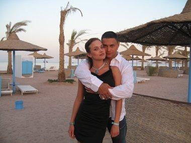 маргоша с мужем