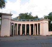 В парке имени Шевченко чиновники Днепропетровска соревновались в спортивно-развлекательной игре «Стрим-квест»