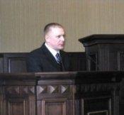 Владимир Верхогляд поздравил ветеранов СБУ и рассказал о реконструкции здания СБУ в Днепропетровске