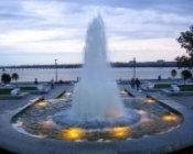 Парк имени Т.Г. Шевченко готовится к весенне-летнему сезону