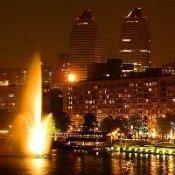 Горсвет занялся освещением улиц Днепропетровска
