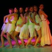 В Днепропетровске прошел VIII открытый фестиваль хореографических коллективов «Белый лебедь» - 2009