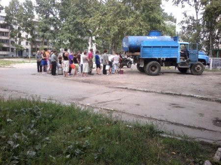 Днепропетровский «Горводоканал» обещает оставить город без воды
