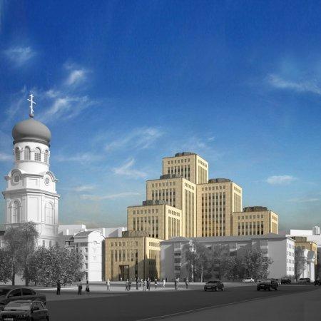 Самый большой в мире центр еврейской культуры «Менора» построят в Днепропетровске