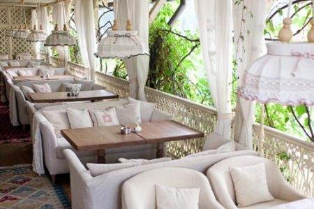 Тина Канделаки открыла ресторан грузинской кухни «Тинатин». Фото