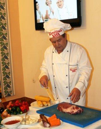 Михаил Поплавский станет ведущим кулинарного шоу