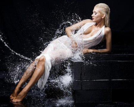 Катя Бужинская стала лицом ювелирного бренда «Даймонд Бутик»