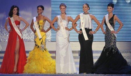 «Мисс Мира-2010» стала Александриа Миллс из США. Видео