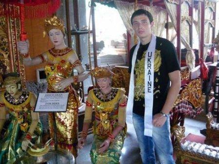 «Mister Model International-2010» стал Петр Мацак из Украины