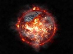 Юпитер приведет к катастрофе на земле.