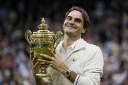 Победитель Уимблдона-2012 Роджер Федерер поставил новые грандиозные рекорды