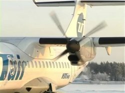 В Красноярске женщина попала под вращающийся винт самолета
