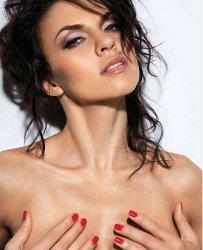 «Блестящая» разделась для Playboy
