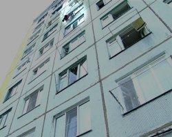 Студентка Днепропетровска выпала с 12 этажа