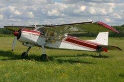 Самолет потерпел крушение под Запорожьем