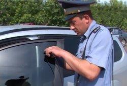 ГАИ Днепропетровска следит за водителями маршруток