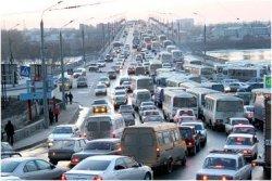 Днепропетровск снова готовится к пробкам – едет Азаров