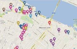 В интернете появилась карта Днепропетровска для людей с ограниченными возможностями
