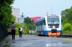 В Днепропетровске появится рельсовый автобус