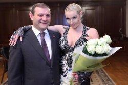 Анастасия Волочкова опозорилась в Армении