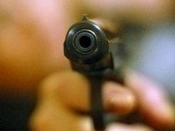 В развлекательном центре Кривого Рога гулял вооруженный посетитель