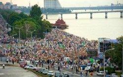 Днепропетровск ожидают насыщенные выходные