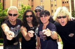 В Днепропетровске прошел концерт легендарной группы Scorpions