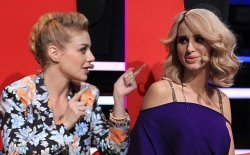 Тина Кароль покинет шоу «Голос. Дети» из-за нападок Светланы Лободы