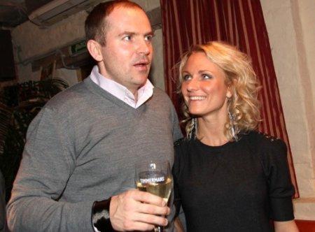 Катя Гордон воссоединилась с бывшим мужем Сергеем Жориным