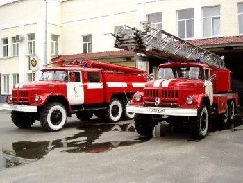 «Центральный рынок» снова горел в Днепропетровске