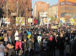 «Правый сектор» мобилизует Днепропетровск на очередное Народное вече