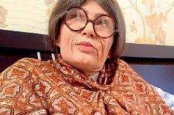 Эвелина Блёданс состарилась на несколько десятков лет
