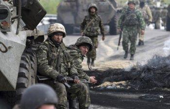 Пятеро ополченцев получили тяжелые ранения под Славянском