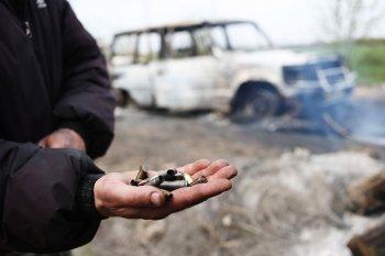 Ночная стрельба в Славянске привела к жертвам среди горожан