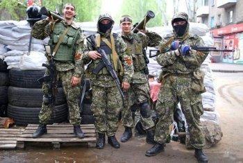 Народное ополчение Донецка пополнилось 27 тысячами добровольцев