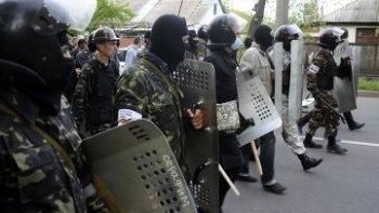 Ополченцы Донбасса пошли в наступление на Нацгвардию Украины