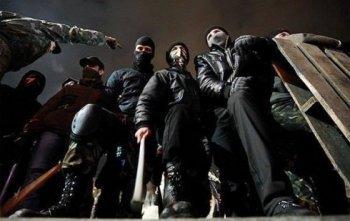 «Правый сектор» утроил себе под Киевом тренировочную базу