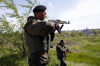 Самооборона ДНР пошла в наступление на блокпосты украинских военных