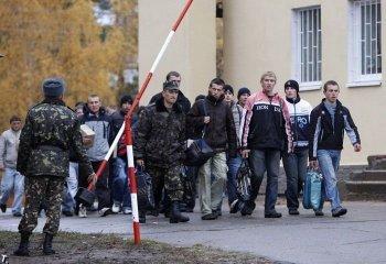 Призывники откупаются от службы на Донбассе за 500$