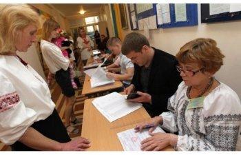 ЦИК Украины обработал больше половины голосов – лидирует Порошенко