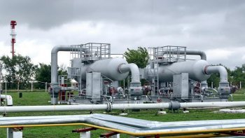 Украина требует у России миллиард долларов за крымский газ