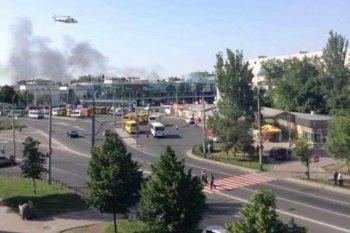 Мирные жители спешно покидают территорию Донецкой народной республики