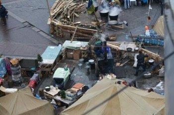 Киевский Майдан будет месяц присматриваться к действиям Порошенко