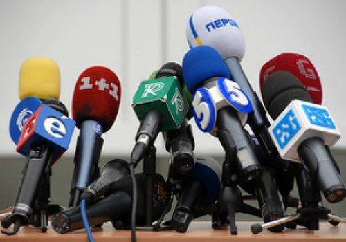 Журналистов научат освящать происходящие на Украине события