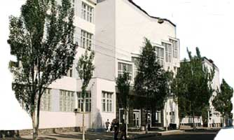 В Донецке из университета похитили тренажер ПЗРК и учебную ракету