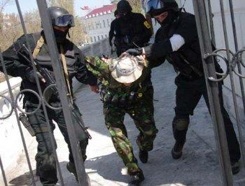 СБУ заявила о задержании 13 российских диверсантов