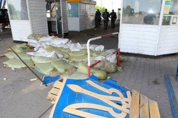 В Луганской области не работает ни один пункт пропуска на границе с Россией